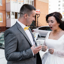 Wedding photographer Anastasiya Andreeva (Nastynda). Photo of 20.06.2018