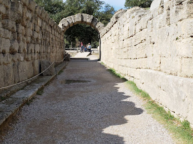 Ancient Olympia, Greece, Olympic Games