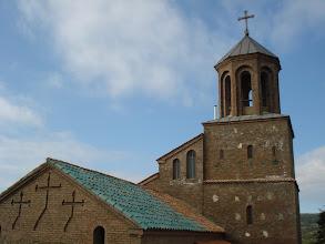 Photo: შავნაბადას წმ. გიორგის სახელობის მონასტერი საქართველოში