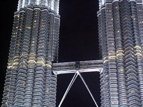 Photo: Kuala Lumpur - Petronas Towers
