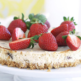Honey-Date Cheesecake