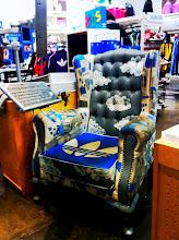 Photo: Adidas Internet Chair @ adidas Soho