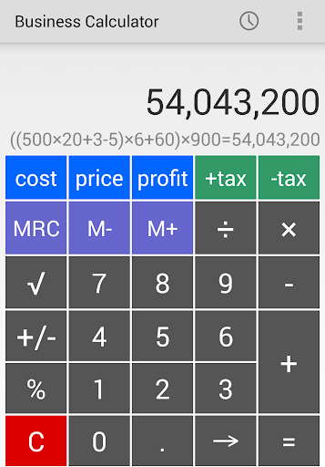 Business Calculator 1.1.7 Windows u7528 2