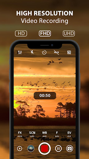 ProCam X - Lite ( HD Camera Pro ) 1.8 screenshots 2