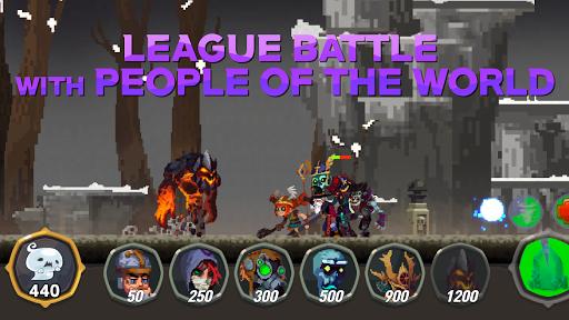 LeagueMon - League Monster Defence 1.0.6 screenshots 1