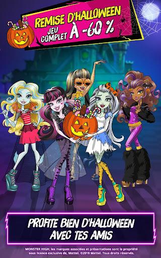 Monster High™ Salon de Beauté  captures d'écran 1