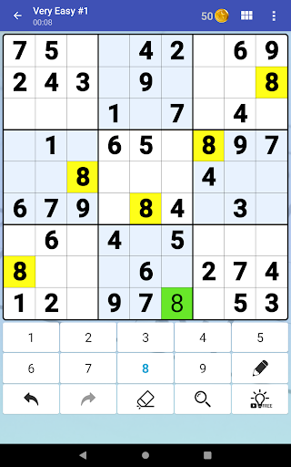 Sudoku Free - Classic Brain Puzzle Game screenshot 17