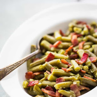 Canned Green Bean Side Dish Recipes.
