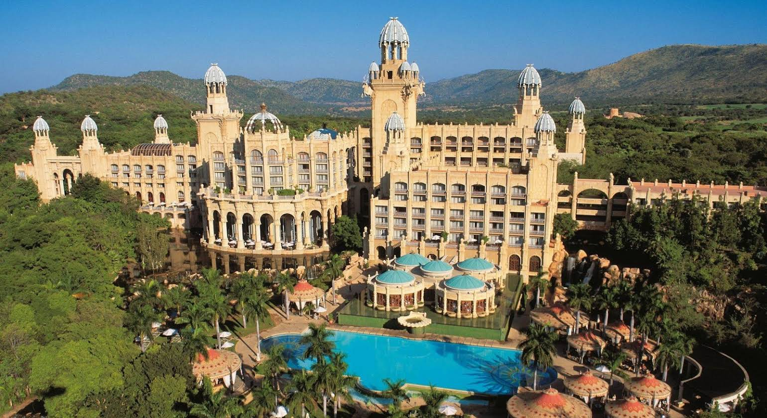 The Palace of the Lost City at Sun City Resort