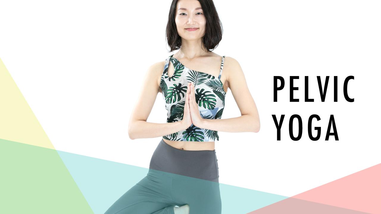 SOELU Pelvic Yoga レッスン