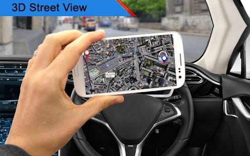 Live Street View Navigation Map Satellite Earth App Report On - Maps satellite street view
