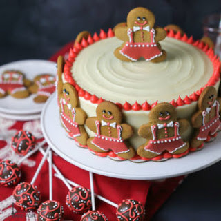 Gingerbread Cake Filling Recipes