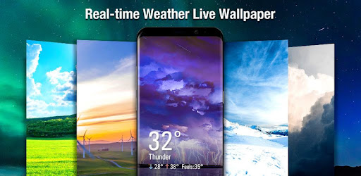 3d Weather Live Wallpaper For Free Apps On Google Play