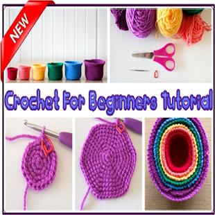 Crochet For Beginners Tutorial - náhled