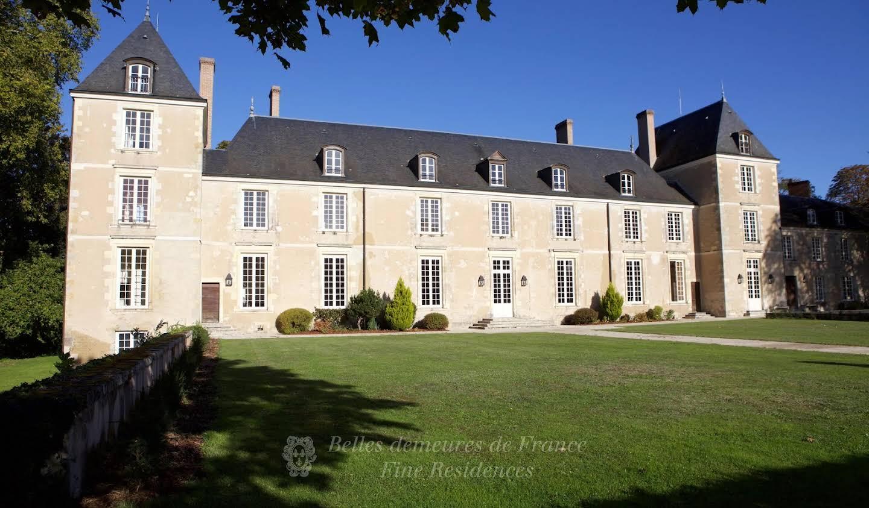 Château Sully-sur-Loire