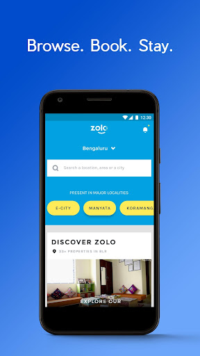 Zolo - Browse. Book. Stay. for PC