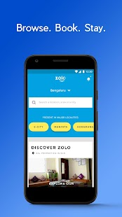 Zolo - Browse. Book. Stay.- screenshot thumbnail