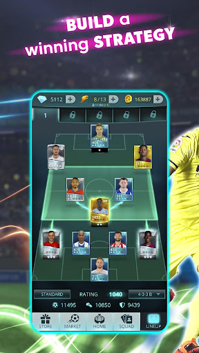 LaLiga Top Cards 2020 - Soccer Card Battle Game 4.1.2 screenshots {n} 6