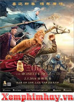Tây Du Ký 2019 Đại Náo yêu nữ  - Monkey King | Phim Hành Động Giả Tưởng 2019 -  ()
