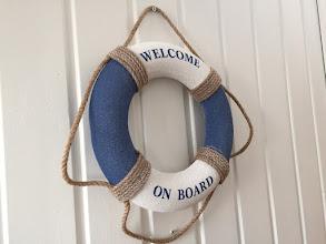 Photo: Welcome on Board: ANTARES ONE - das Premium-Haus mit dem schönsten Rundumblick aller Schwimmenden Häuser im Hafen des neuen OstseeResorts Olpenitz http://www.antares-olpenitz.beepworld.de