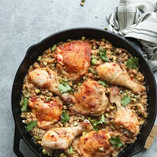 Harissa Chicken Moroccan Recipes.