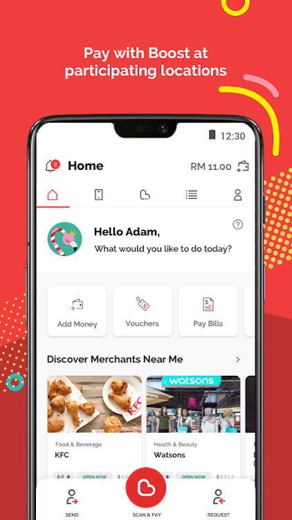 Boost App – (Android Apps) — AppAgg