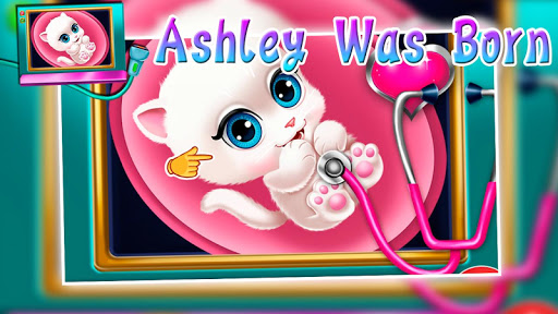 Ashley was born