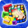 Toy & Toon Cubes - Addictive Puzzle Matching Game