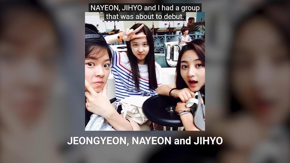 twice nayeon jeongyeon jihyo seize the light