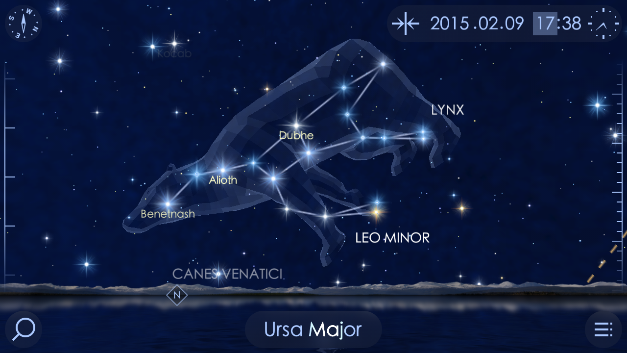Download Star Walk 2 Free Identify Stars In The Sky Map Apk