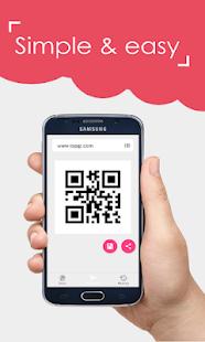 QR Barcode Scanner & Generator Free 2
