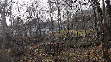 Photo: Rear 11 Packard Ln (for pano #4)