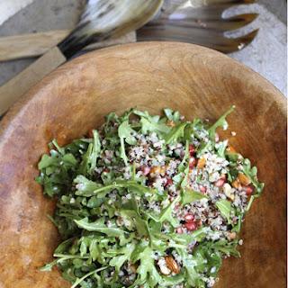 Fall Quinoa Salad (GF & Vegan).