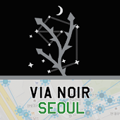 VIA NOIR SEOUL MAP