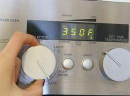 Meanwhile preheat the oven to 350 degrees.