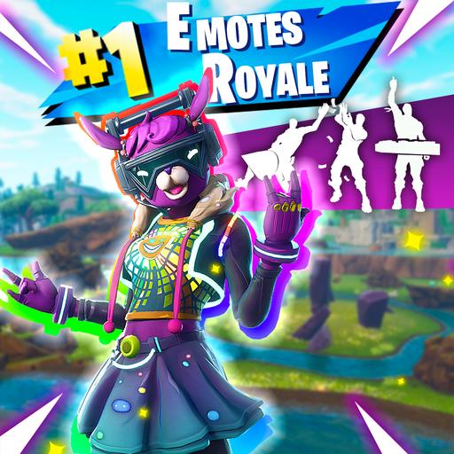 Emotes Royale: Dances Battle Royale Perfect Timing Icon