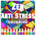 Zen Adult Coloring Book icon