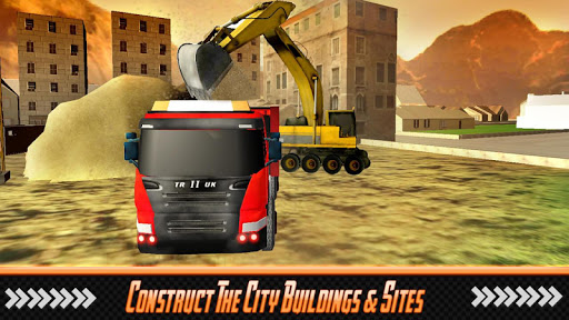 City Construction Simulator 2018 1.1.1 screenshots 4