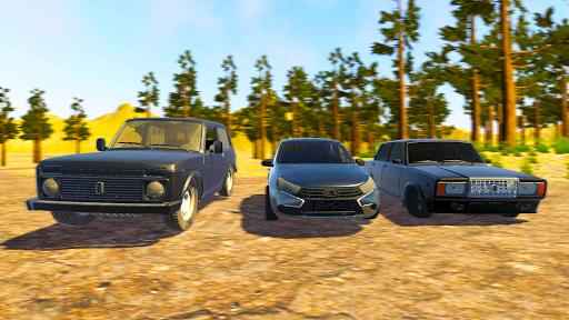 VAZ Driving Simulator 1.0 screenshots 1