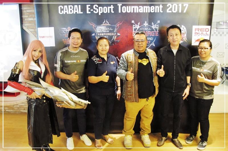 [CABAL] PlayPark ดัน CABAL จัด E-Sports ชิงเงินรางวัลกว่าครึ่งล้าน!