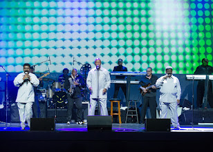 Photo: The Whispers 2016 at Sound Board