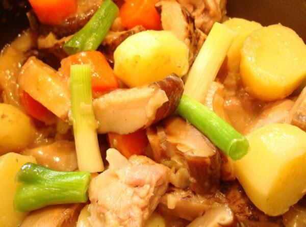 Sunday Chicken Stew Recipe