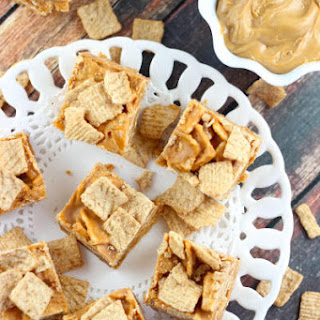 Peanut Butter Cinnamon Toast Crunch Fudge