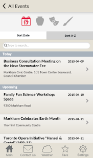 Access Markham- screenshot thumbnail