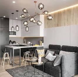 Appartement 2 pièces 43,59 m2