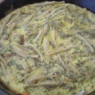 Italian Sausage Frittata with Caserecce