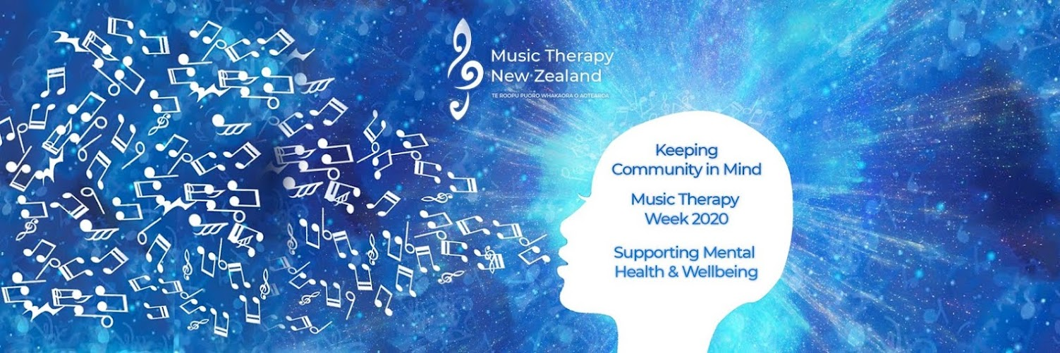 Music Therapy Week 2020 - Keeping Community in Mind: Self Care workshop