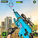 Sniper Shooting Game 2021:FPS Shooting Games 2021 icon