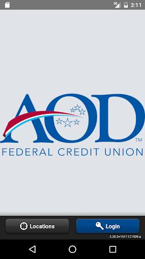 AOD Federal Credit Union eZLnk