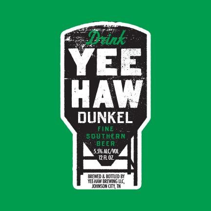 Logo of Yee-Haw Dunkel
